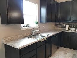 kitchen backsplash. So Here\u0027s What Her Kitchen Looks Like Now\u2026 Backsplash