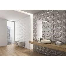 3d wall tile bathroom.  Tile Ceramic 3D Bathroom Wall Tiles 8  10 Mm Intended 3d Tile A