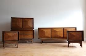 mid century modern bedroom furniture. mid century modern bedroom set by united furniture in west e