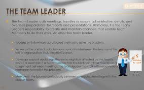 Chapter 2 Team Roles Responsibilities Ppt Download