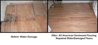 Charming Hardwood Floor Water Damage Regarding Floor