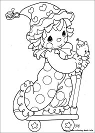 Small Picture precious moments clown coloring pages Google Search Embroidery