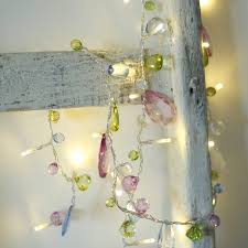 Crystal Chic Fairy Lights Coco Chic String Lights Battery Style String With Jewels