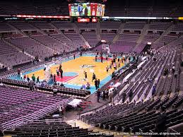 Palace Of Auburn Hills Mi Seating Chart Palace Of Auburn Hills View From Section 118 Vivid Seats