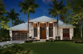 175 1134 contemporary home plan in computer photo realistic rendering house