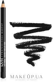<b>Карандаш</b> для глаз - <b>NYX Professional Makeup</b> Slim Eye Pencil ...