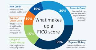 Credit Score Pie Chart Fico Score Frequently Asked Questions Sallie Mae