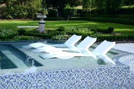 pool lounge chairs. In Pool Lounge Chair Chairs Endearing With Chaise .