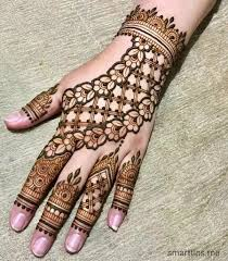 Mehndi Design Front The Mehendi Design Book Part I Latest Mehndi Designs With