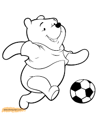 Winnie The Pooh Coloring Pages Free Download Best Winnie The Pooh
