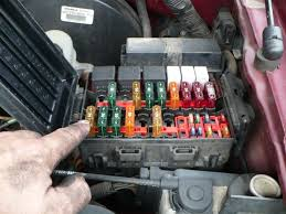 how to change a fuel tank 97 03 f150 fuse to remove to disable fuel pump