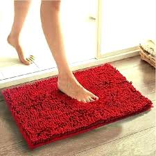 red bathroom rug set red bath rugs sets bathroom carpet rug c mats red 5 piece