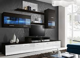 Small Picture Modern Wall Units wall shelving units tv stands high gloss