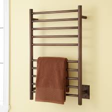 Towel warmer rack Mid Century Modern Heated Towel Rack Amba Heated Towel Rack Floor Towel Rack Corksandcleavercom Bathroom Impressive Heated Towel Rack For Warm And Dry Your Towels