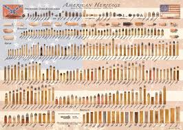 Straight Walled Cartridge Ballistics Chart Bullet Points High Res References For A Vast Number Of