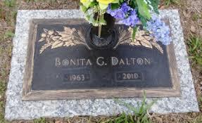 Bonita Grace Oglesby Dalton (1963-2010) - Find A Grave Memorial