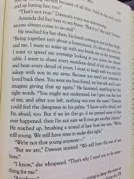 tomorrow when the war began conversations quotes dawson to amanda <3 the best of me nicholas sparks