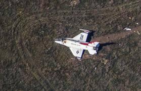 امريكا - تحطم طائرتين حربيتين في حادثين مختلفين ومقتل طيار