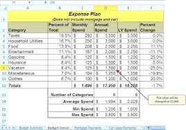 Mortgage Calculator Excel Spreadsheet Sheet Template