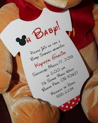 mickey mouse baby shower invitations com mickey mouse baby shower invitations out reducing the prepossessing essence of invitation templates printable on your baby shower 15