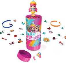 """Игровой набор с куклой <b>Party Popteenies</b> """"<b>Хлопушка с</b> сюрпризом"""""""