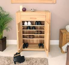 furniture for shoes. Furniture Simple Brown 3 Level Solid Shoe Rack Yellow Bookshelf Storage For Shoes O