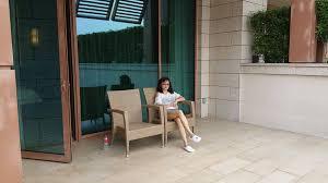 Equarius hotela deluxe room Review Balcony Just Rambling Wordpresscom Equarius Hotel rws Just Rambling