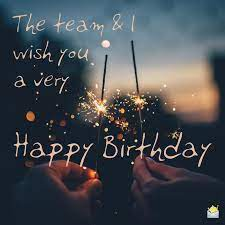 birthday wishes for your clients
