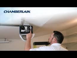 chamberlain garage door opener myqHow to enable and connect your Chamberlain WiFi garage door
