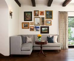 modern picture frames collage. Living Room Collage Wall Traditional With Sconce Beige Curtain Modern Picture Frames K