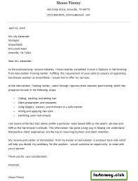 Hairdresser Apprentice Cover Letter 1 Handplane Goodness