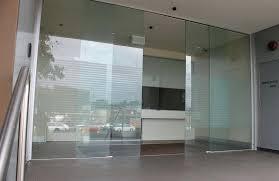 auto glass doors automatic sliding sydney we
