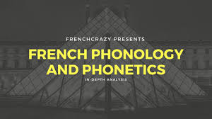 The international phonetic alphabet (ipa)note 1 is an alphabetic system of phonetic notation based primarily on the latin alphabet. French Phonetics Frenchcrazy