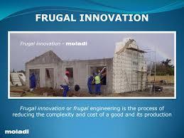 Frugal Innovation Construction Plastic Formwork Innovation