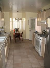 Small Long Kitchen Small Long Kitchen Ideas Miserv