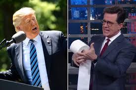 It s open war between Trump and CBS New York Post