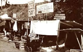 Bonus Army May 29 1932 The Bonus Army Of Disgruntled Veterans Arrives In