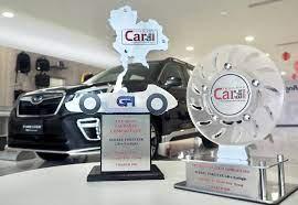 Subaru Forester คว้า SUV คุ้มค่าที่สุด 2 ปีซ้อน (Car of the year 2021) -  Pantip