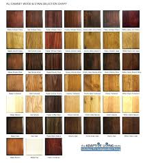 Interior Wood Stain Color Chart Varathane Wood Stain Colors Chart Www Bedowntowndaytona Com