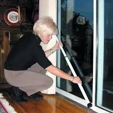 Sliding Glass Door Stopper Medium Size Of Sliding Door Security Bar