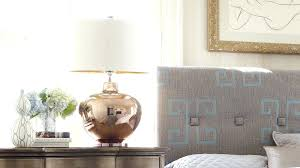 living room table lamps on