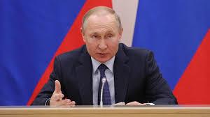 Путин: Кыргызстанда болуп жаткан окуялар, кыргыз элинин бактысыздыгы...