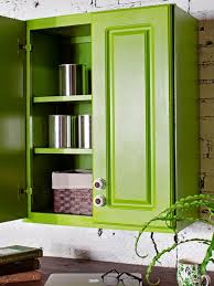 Color Paint For Kitchen How To Paint Kitchen Cabinets With A Sprayed On Finish How Tos Diy