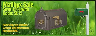 hanover lantern mailboxes