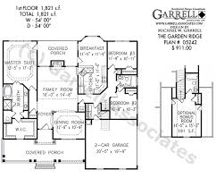 Small Picture Garden Ridge House Plan House Plans by Garrell Associates Inc