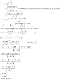 complex numbers quadratic equations worksheets the best worksheets image collection and share worksheets