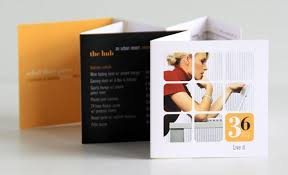 Mini Brochure Design 15 Awesome Mini Brochure Designs Meg Brochure Design Graphic