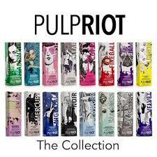 Pulp Riot Semi Permanent Professional Hair Color Toners You