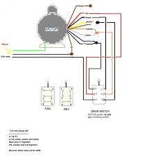 the wiring diagram for reversing a 110 v electric motor with best how to wire a single phase motor forward and reverse at Ac Motor Reversing Switch Wiring Diagram