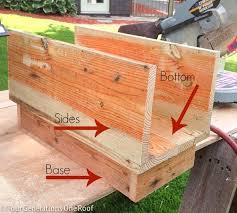 wooden mailbox designs. Wooden Mailbox Plans How Make A 1 5 Fine Designs I